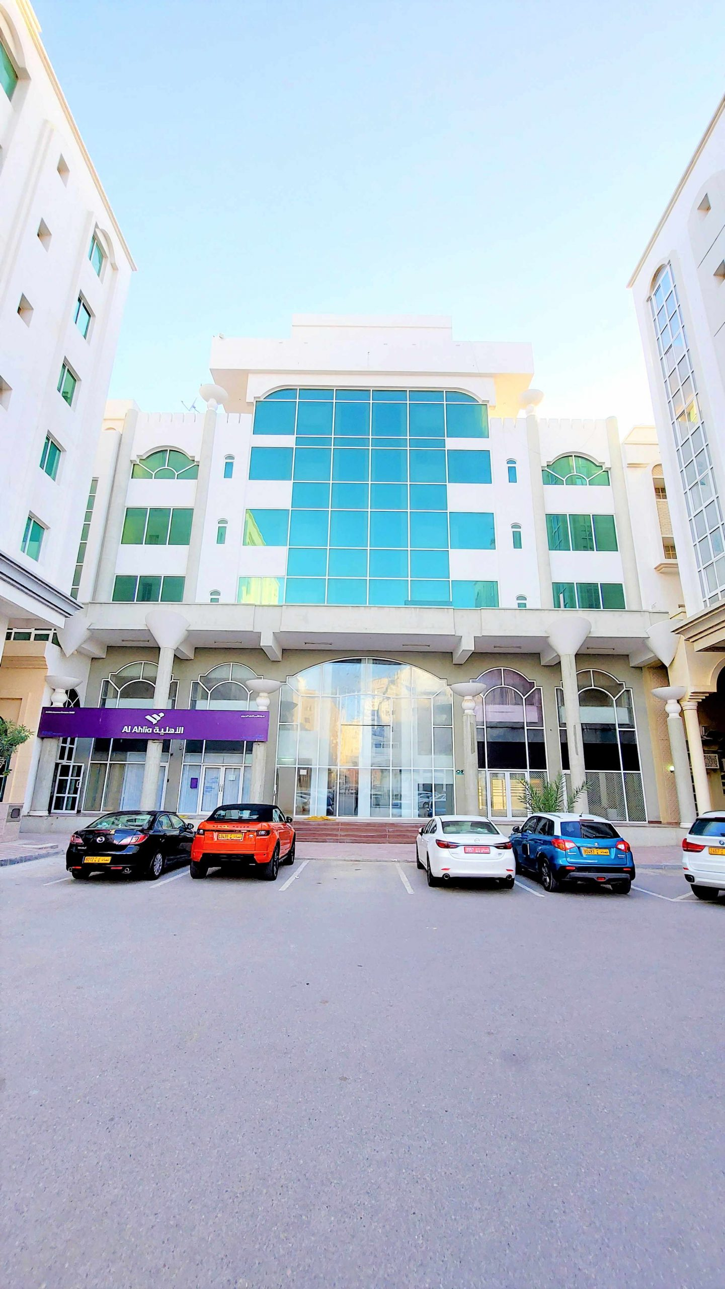 """You are currently viewing Bait Al Qurum <br><span class=""""headlin"""">MBD Area Ruwi, Muscat, Oman</span><br><span class=""""headlin2"""">Category: Office Space – For Rent</span>"""