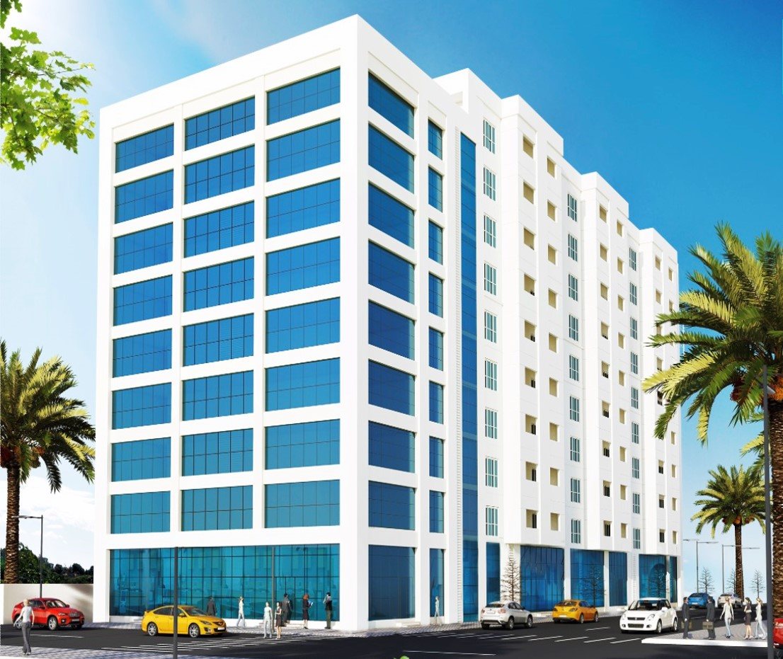 """You are currently viewing Azaiba Tower <br><span class=""""headlin"""">Al Azaiba, Muscat,Oman</span><br><span class=""""headlin2"""">Category: 1 Br Apartments/Office Space – For Rent</span>"""